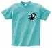 バーニーズジャンボリー2019ロゴTシャツBデザイン /アクア/全6色