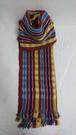 幸せの国ブータンから Ringpung Fortrss (リンパン フォートレス) ブータン手織りスカーフ ANA by KARMA