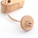 ■追加オプション■ ベルト取り付け用 革根付 加工 #コインケース&小物入れ【ham/はむ】用
