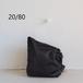 20/80・トゥエンティエイティ/rip stop shoulder messenger bag