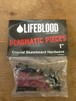 Lifeblood Skateboards Plasmatic Pieces ビス