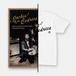 "【限定】送料無料!(特典付き)T-shirt Set『Battle Of Black Sand Beach』Jackie & The Cedrics (GUR-707 / 7"")"