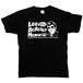 リーブリローメモリアル・2007復刻Tシャツ(ブラック)