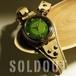 腕時計「カレイドスコープ 翡翠グリーン」TYPE-11 / METALLIC GREEN