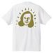 「MUSIC」ポケットTシャツ(OLD GOLD)