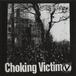 choking victim / crack rock steady - squatta's paradise split cd