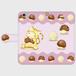 ねこっかぶり隊 丸ドーナツ i6 Pink