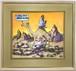 Jean-Pierre Anpontan 原画「転石コケを生ぜず」オリジナルアート作品