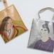 METAL MESH Genji Mini Bag/pair