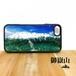 御嶽山 強化ガラス iphone Galaxy スマホケース 登山 山 アウトドア 北アルプス