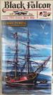 アトランティス 1/100 海賊船 ブラックファルコン号