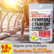 Fast Nutrition Intake! Energy Charge Tablet 120 tabs X 12 packs set