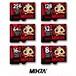 mixza microSDHCカード ドッグ 16GB Class10 UHS-I U1 80MB/s