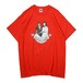 CARRLES S/S TEE(RED)[TH8A-SS3]