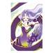 ポストカード『乙女と紫龍』