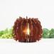 「森のくつろぎ」木製フロアランプ