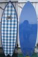 """【送料無料】HOMIE SURF BOARD [5'5""""] ショートボード サーフボード【DEADSTOCK】"""