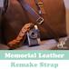 folklore mini【Memorial Leather Ver.】大切な革製品をカメラストラップへ加工