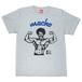 【SAKE Tシャツ】MACHO TEE / アッシュ