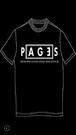 【残り僅か!】 PAGES Tシャツ