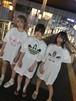 パラレル企業ロゴBIGTシャツ/pauline marx
