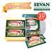 エクストラバージン オリーブオイル SEVAN-セヴァン-(5g×10袋)箱入