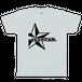 CLUSTAR.オリジナルT-シャツ(STAR)