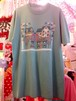 町並みTシャツ/USED