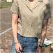simple linen shirt