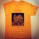 Toshiyuki Terui x PARADOX T-shirts (Yellow) Black print
