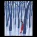絵画作品【春を待つ日】