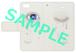 涙iPhone5/5s/SE 手帳型ケース