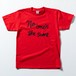 """Tシャツ/ TEE """"No one's the same."""""""
