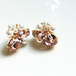bijou & pearl Pierce(pink)