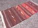 ヴィンテージ キリム 75cm×158cm 手織り ラグ カーペット