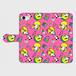 ✳️受注生産✳️ 手帳型iPhoneケース おしゃれレッツゴー