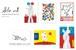 【バレンタイン&ホワイトデー スペシャル♥】ポストカードセット 「ハート」全6枚 / Sho.art Postcard Set [Heart]