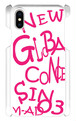 iPhone Xスマホケース ピンク