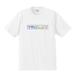 ロゴビッグTシャツ(グラデーションカラー)
