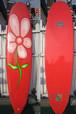 """【送料無料】HOMIE SURF BOARD [7'4""""] ロングボード サーフボード【DEADSTOCK】"""