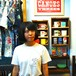MOUNTAIN × GAKIYA ISAMU  T Shirt / White