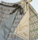 フロッキー巻きスカート
