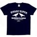 MUDDY WATER Tシャツ (ネイビー)