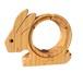 木製アニマルコインボックス(貯金箱)