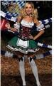 コスプレ ビールウエイトレス コスチューム アリス ワンダーランド ハロウィーン メイド服 ヨーロッパ セクシー