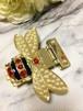 8cmビッグハチさんバッグ金具