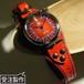 腕時計「アールデコの遺香 Ⅱ」TYPE-15 / HOT ORANGE