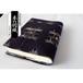 久留米絣の文庫本セパレート式ブックカバー hb003