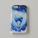 // kuro iPhone8 case blue