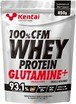 kentai 健康体力研究所 100%CFMホエイプロテイングルタミン マッスルプレーン K0220 850g